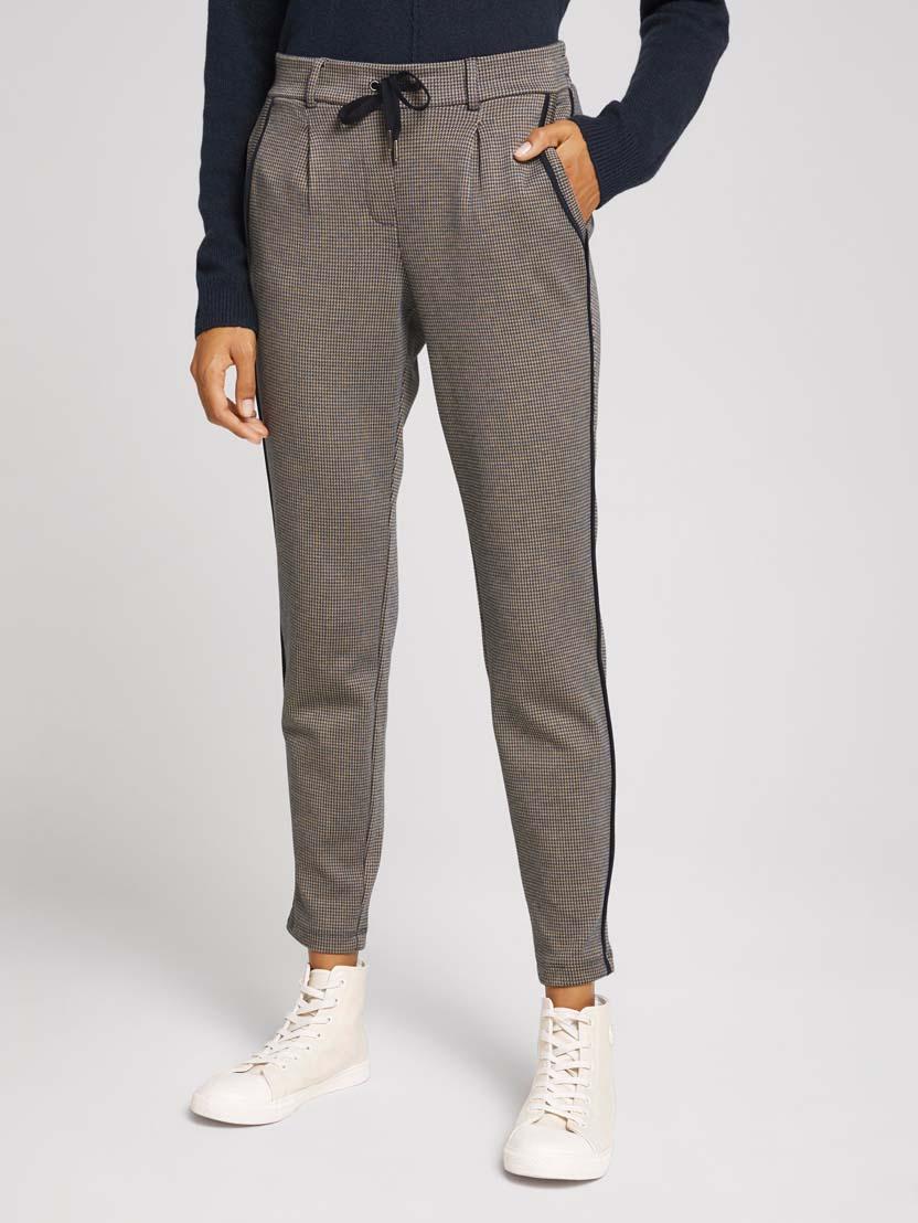 Kariraste ohlapne hlače z vrvico