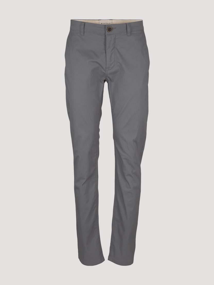 Klasične chino hlače Travis - Siva_9630178
