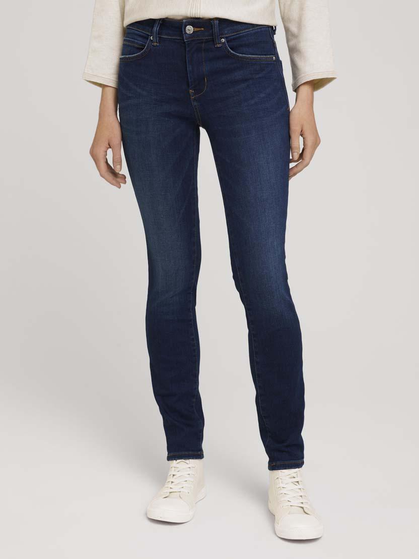 Oprijete kavbojke Alexa iz raztegljivega džinsa
