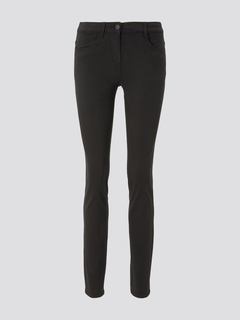 Ozke hlače Alexa - Črna_820742