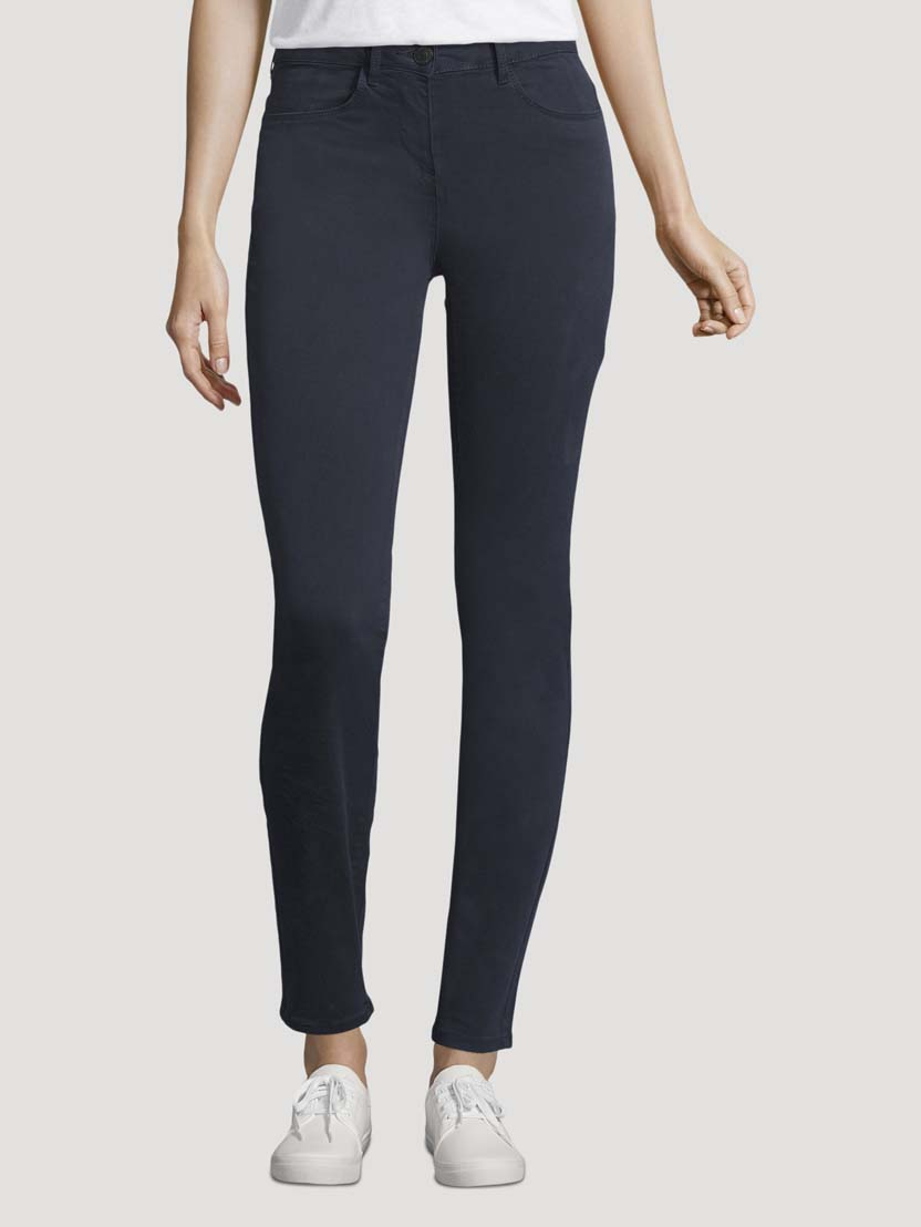 Ozke hlače Alexa - Modra