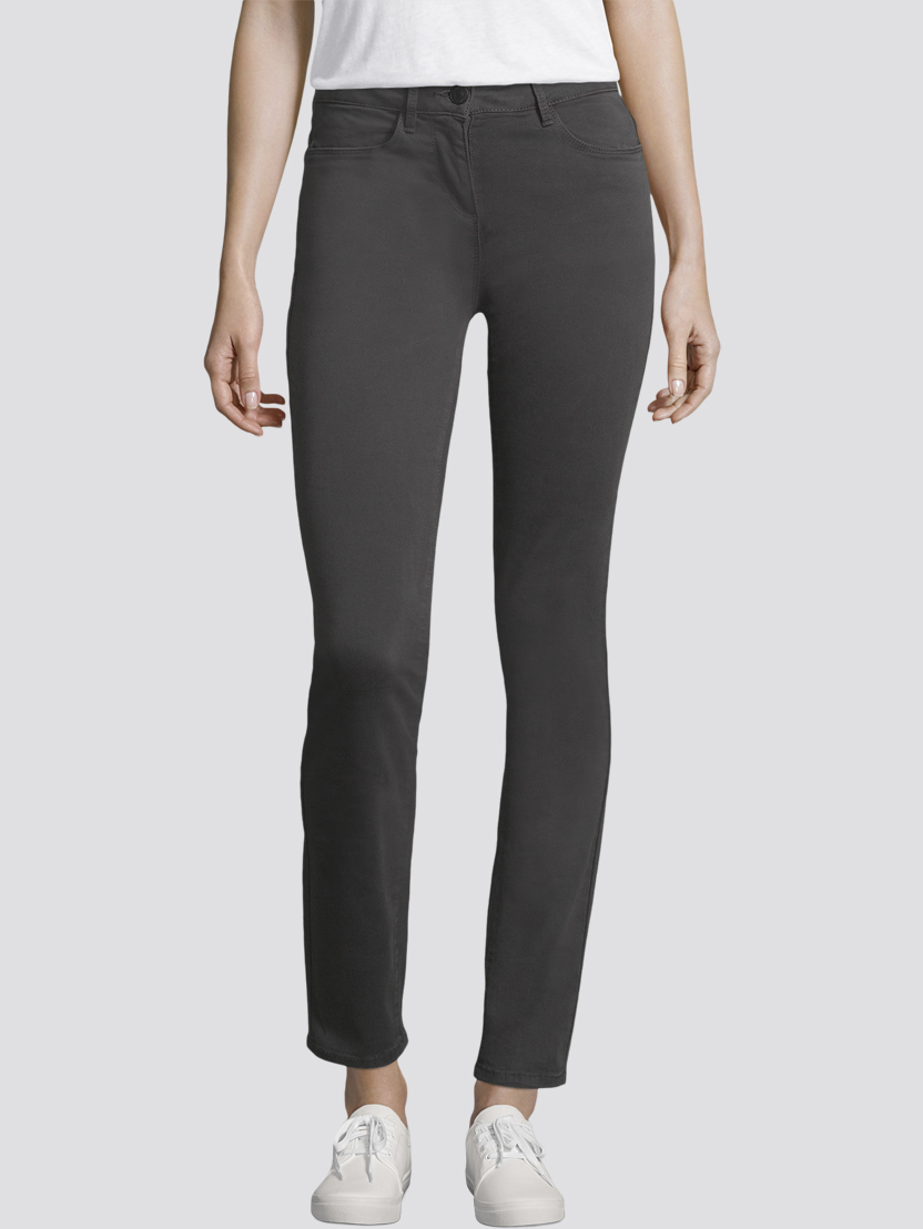 Ozke hlače Alexa - Siva_1604295